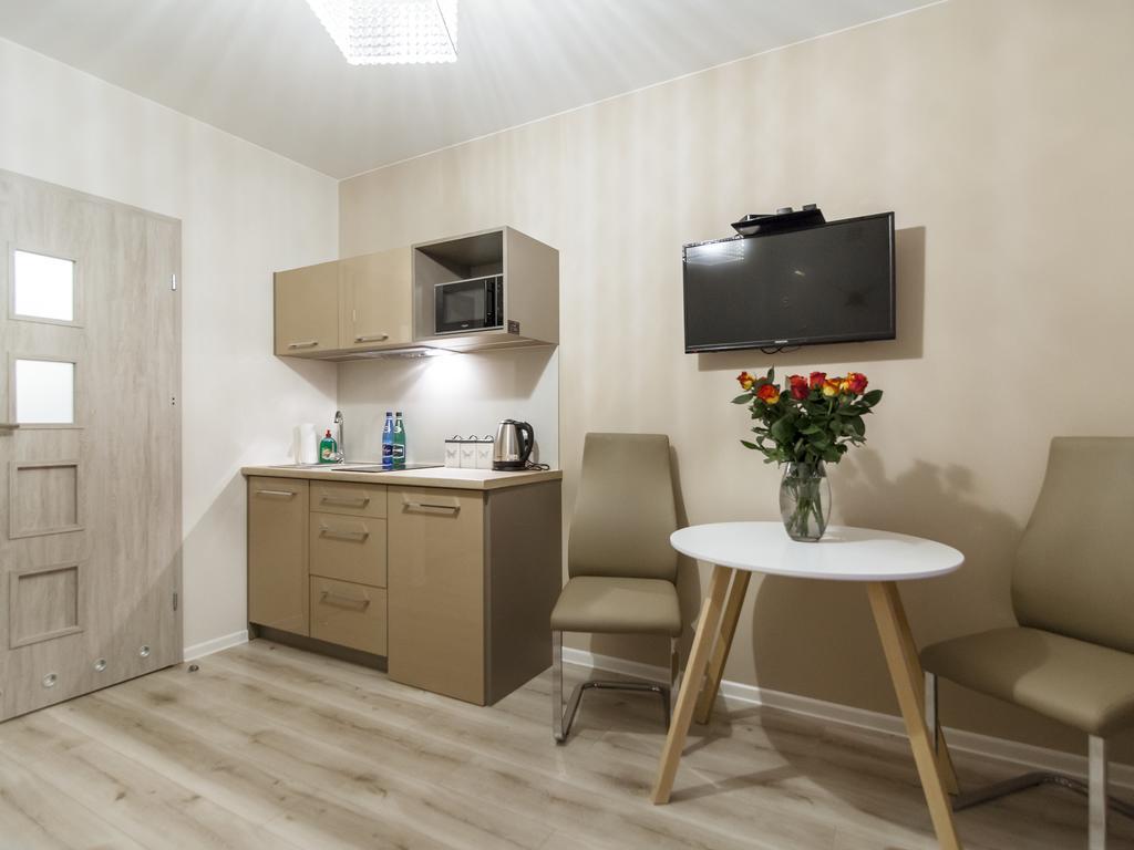 Apartament typu Deluxe 1