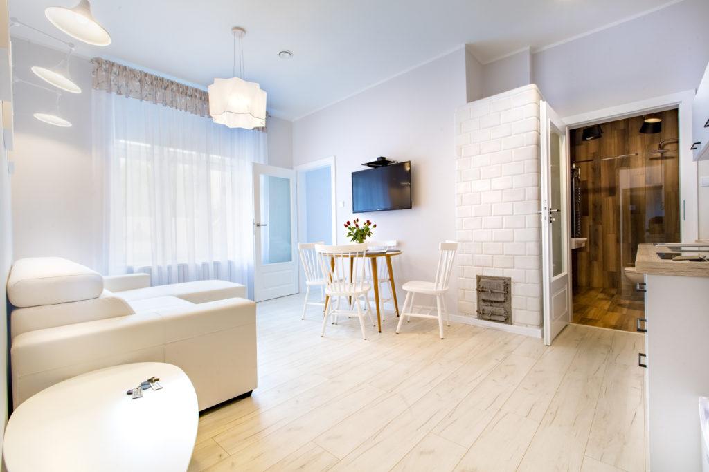 Apartment Białowieski