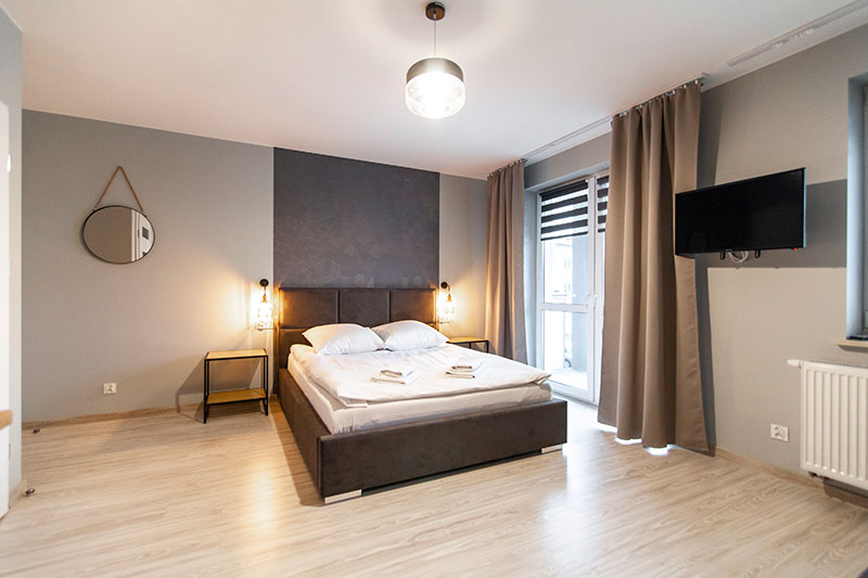 Apartment Botaniczna 9A/21B