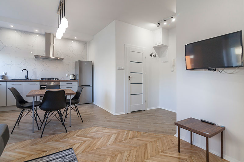 Apartment Lipowa 16