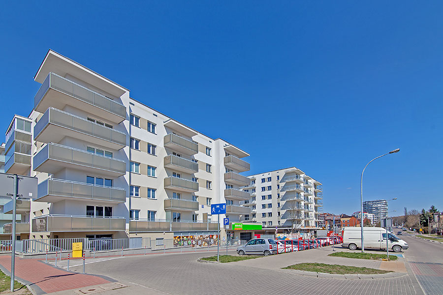 Apartment Kręta 52/1
